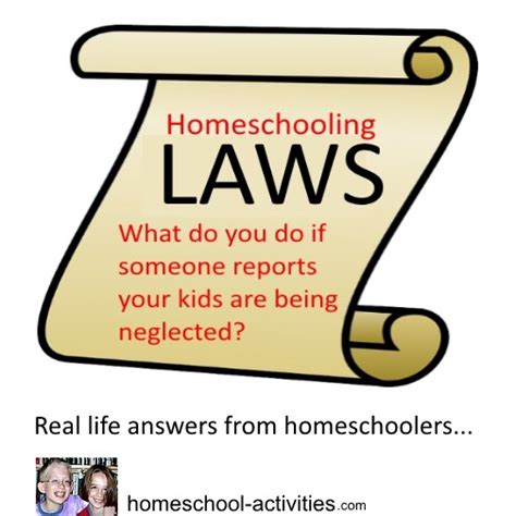 homeschooling problems report of neglect