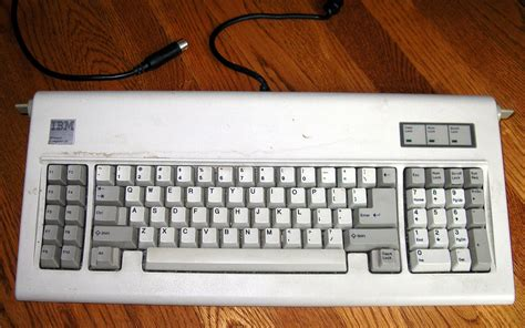 Keyboard Ibm key and capslock key in keyboards
