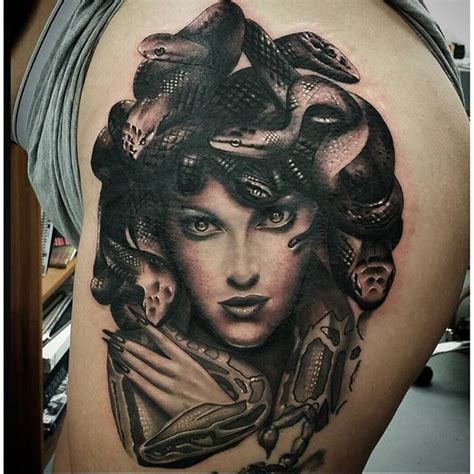 questions for tattoo artist mulpix finished up this medusa piece last week the