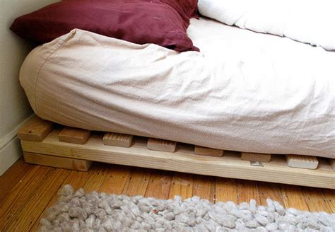 on floor bed frame two bedrooms and a baby montessori style floor bed