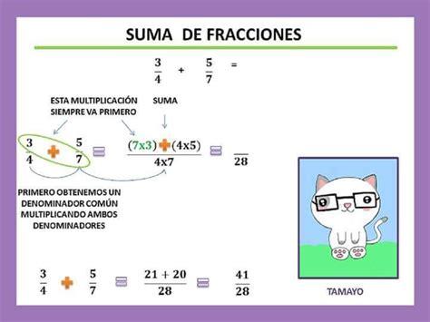 el resultado resumen de los clculos de la tabla 17 mejores ideas sobre fracciones de suma en pinterest