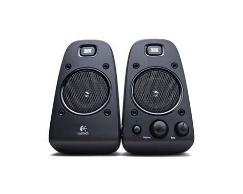 Logitech Z623 Speaker System logitech z623 thx certified 3 2 1 channel multimedia