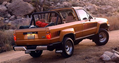Toyota Suv 1980 Why The Toyota 4runner Was The Best Suv Of The 1980s And