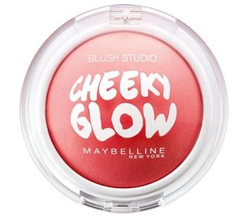 Maybelline Cheeky Glow Blush top 12 best maybelline products in india for makeup with
