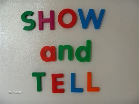 And Tell by Show And Tell Electronic Lunch