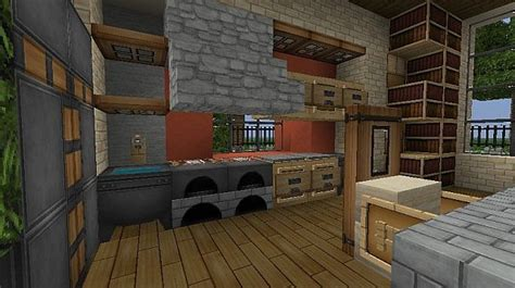 minecraft interior design kitchen minecraft kitchen designs trends for 2017 minecraft