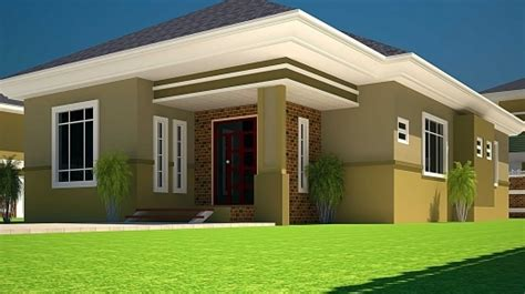 incredible house plans incredible house plans ghana 3 bedroom house plan for a half plot in ghana images of