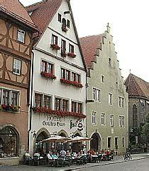 hotel gotisches haus hotel gotisches haus rothenburg o d tauber