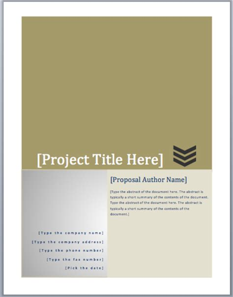 project funding template project funding template microsoft word templates