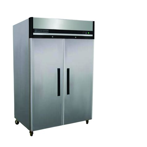 Coldest Shelf In Refrigerator by Maxx Cold X Series 49 Cu Ft Door Commercial Reach