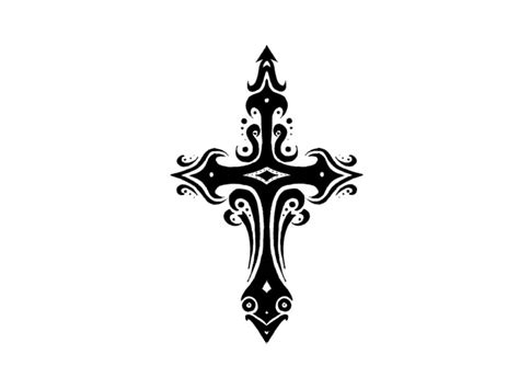 background for cross tattoo free tribal background designs free clip