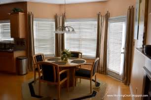 Bay window treatment solution worthing court