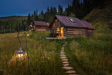 Colorado Springs Mountain Cabins by Destination Dunton Springs