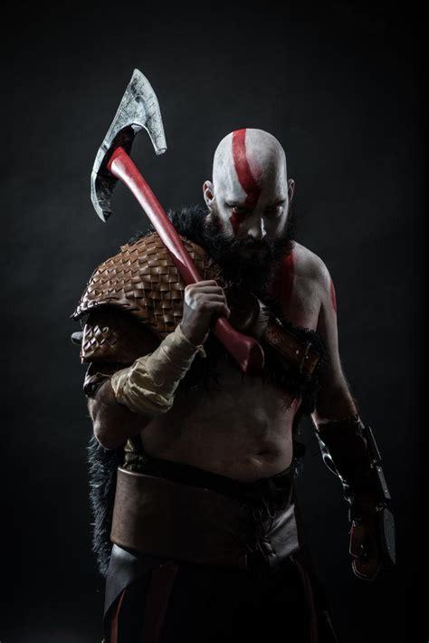 imagenes epicas de kratos god of war para ps4 galer 237 a con cosplay de kratos