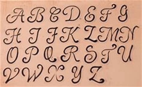mooie letters tekenen tekenmap pinterest letters