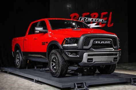 Ram 1500 Rebel by 2015 Ram 1500 Rebel Look Motor Trend