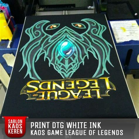 Kaos Lol baju league of legends archives sablon kaos keren