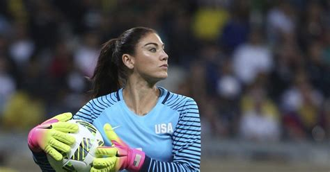 hope solo suspended solo s suspension is longer than other sports figures