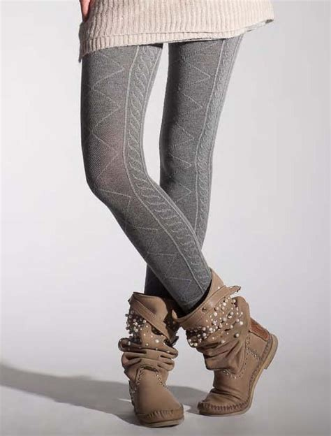 knitted tights opaque knitted tights voguemagz voguemagz