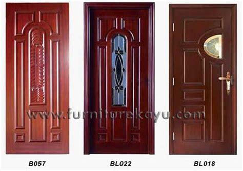 Pintu Panil Minimalis Pintu Panil Solid Pk Dwi Karya