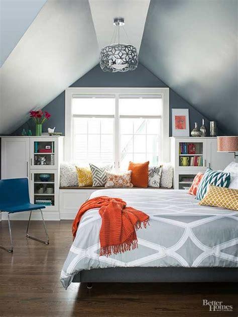 dormitorios abuhardillados muy acogedores decoraliaes