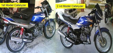 Meter Catalyzer Peminat Motosikal Rxz Catalyzer