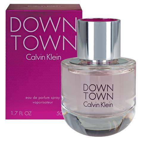 Parfum Ck Town 100 Ml Original Singapore downtown by calvin klein 1 7oz 50ml eau de parfum spray