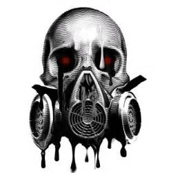 gas mask tattoo pin gas mask skull tattoo artistsorg on