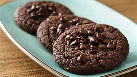 Cokies Coklat Cup O Joe Chocolate Cookies Recipe From Pillsbury