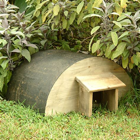 buy hedgehog house buy garden trading hedgehog house john lewis