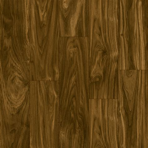 shop style selections walnut wood planks laminate sle at lowes com shop style selections 4 45 in w x 4 23 ft l sable walnut