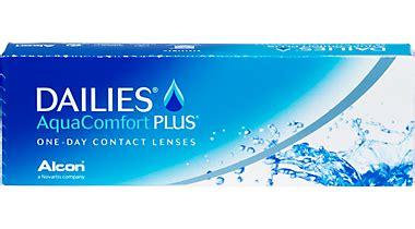 Daily Aqua Comfort Plus by Dailies Aquacomfort Plus 30 Pack Contact Lenses 1 800
