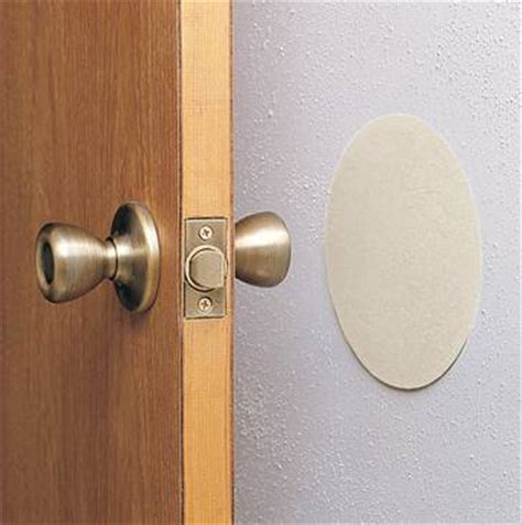 Protect Wall From Door Knob by Door Knob Protectors Ipc Inpro Corporation