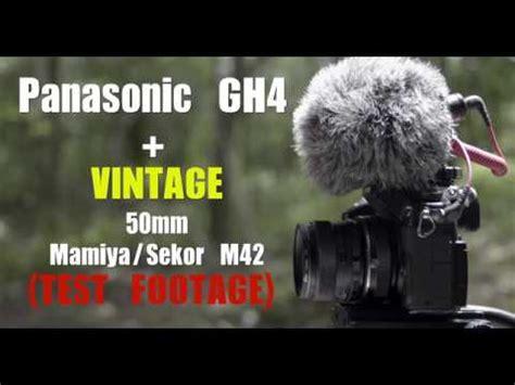 video clip hay mamiya sekor 50mm f2 m42(dwman3qvv9e), xem