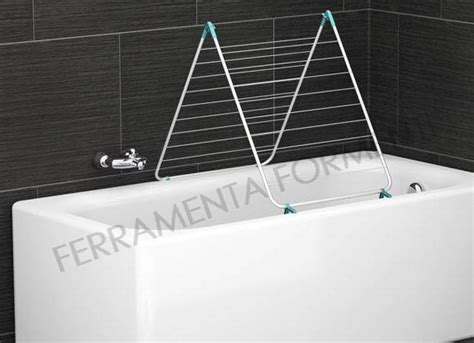 stendino da vasca da bagno stendibiancheria per vasca da bagno new scal 10 metri di filo
