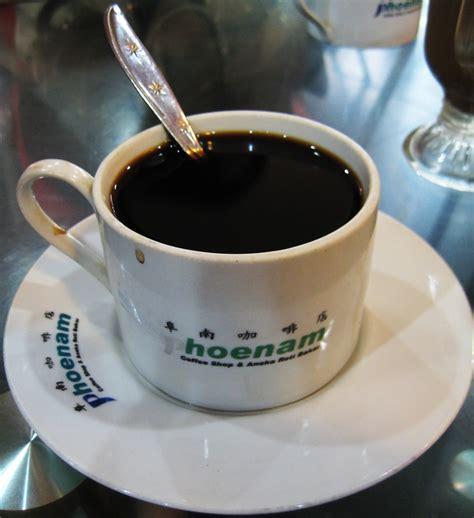 Kopi Siantar Kopi Hitam Coffe tasting diary phoenam kedai kopi
