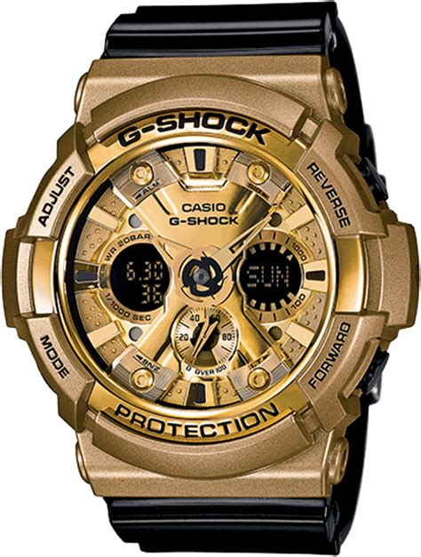 Gshock Gold Black the top gold g shock watches g central g shock