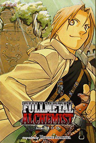 fullmetal alchemist vol 4 6 fullmetal alchemist 3 in 1 fullmetal alchemist omnibus series new and used books