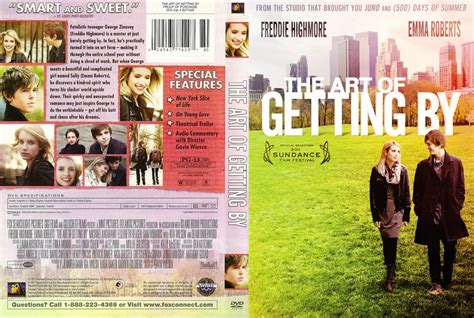 Gets An Cover by The Of Getting By Dvd Scanned Covers The