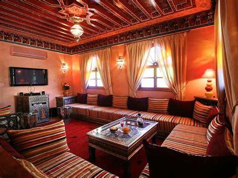 bilder modernen salons salon moderne style marocain ideeco