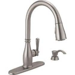 pull kitchen faucet pull faucets kitchen faucets the home depot
