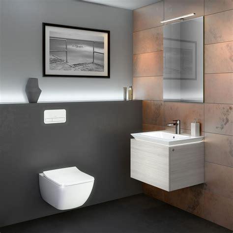 winzige badezimmer dekorieren ideen deko ideen g 228 ste wc