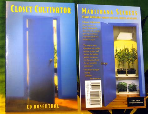 Closet Cultivator by Cannabis Books In The Clouds