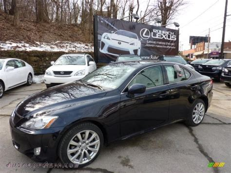 2008 lexus is 250 black 2008 lexus is 250 awd in black sapphire pearl 023954