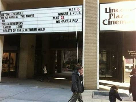 lincoln plaza theatre nyc s lincoln plaza cinemas to in january space to