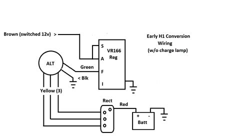 single phase regulator rectifier wiring diagram 4 pin