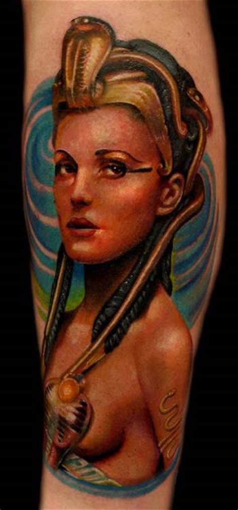 tattoo egyptian queen off the map tattoo tattoos new school egyptian queen