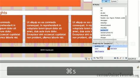 tutorial responsive dreamweaver cs6 adobe dreamweaver cs5 tutorials cs6 how to build 960 fluid