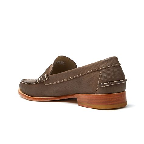 Loafer Mocca michael loafer mocha perforated us 7 artola
