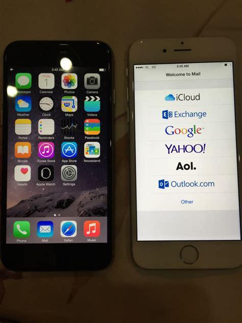 Iphone Bekas jual iphone 6 layar 4 7 quot inci 64gb bekas mulus pasarhape